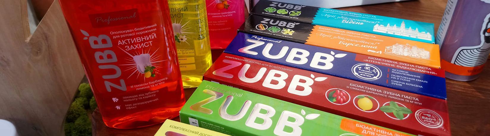 ZUBB на Made in Ukraine